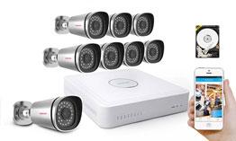 Foscam Innen- und Aussenkameras  HD und FullHD Netzwerkkameras     - WLAN- Kameras, PoE- Kameras  - Netzwerkrekorder,  Synology NAS    und NVR   Synology Lizenzpakete   Komplettsysteme  Festplatten Kabel  weiteres Zubehör